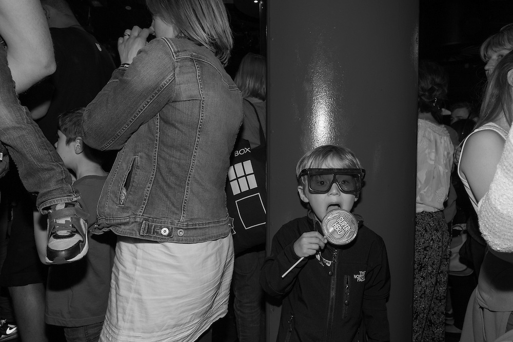 Half term outing to Star wars exhibit at Madame Tussaud, London.   Thursday, May 28, 2015 (Elizabeth Dalziel) #thesecretlifeofmothers #bringinguptheboys #dailylife
