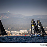 Third event of the 2018 GC32 Racing Tour, 37 Copa del Rey MAPFRE, run by Real Club Nautico de Palma.  GC32 Racing Tour, 37TH COPA DEL REY MAPFRE. Photo © Tomás Moya / Sailing Energy / GC32 Racing Tour<span>Sailing Energy/GC32 Racing Tour</span>