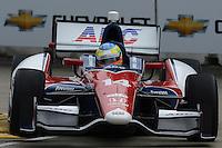 Mike Conway, Cheverolet Detroit Belle Isle Grand Prix, Belle Isle, Detroit, MI 06/03/12
