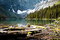 We went hiking up to Rawson Lake in Kananaskis Provincial Park. It's a beautiful hike to an even more beautiful lake!<br /> <br /> &copy;2010, Sean Phillips<br /> http://www.RiverwoodPhotography.com