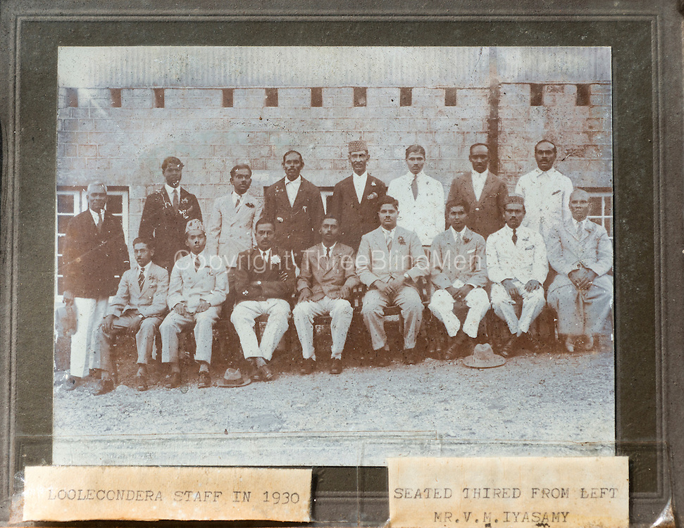 Loolecondera Staff in 1931