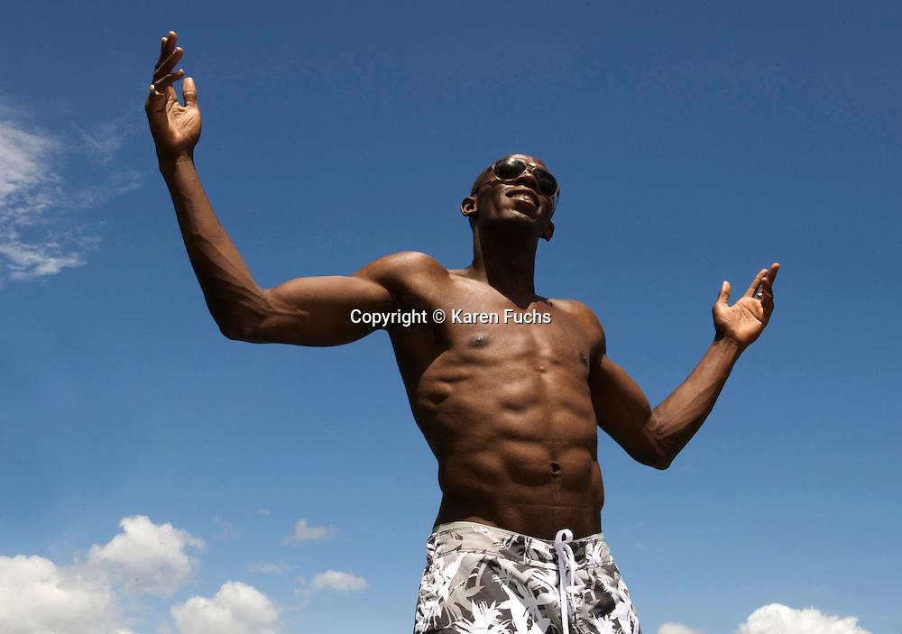 Usain Bolt | just b.CAUSE