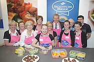 Royal Highland Show 2011. Adam Henson from BBC Countryfile joins in at the Discovery Centre.