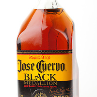 Jose Cuervo Black Medallion anejo -- Image originally appeared in the Tequila Matchmaker: http://tequilamatchmaker.com