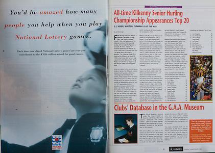 All Ireland Senior Hurling Championship Final,.12.09.2004, 09.12.2004, 12th September 2004,.Senior Cork 0-7, Kilkenny 0-9,.Minor Kilkenny 1-18 ,  Galway 3-12 (draw),.12092004AISHCF,.National Lottery, .