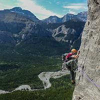Alpine Rock Climbing - Wraith Ghost