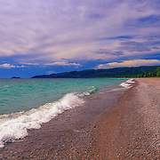 &quot;On Pebbled Beaches 6&quot;<br /> <br /> Enjoy the amazing colors on the beaches of Lake Superior in Ontario, Canada!