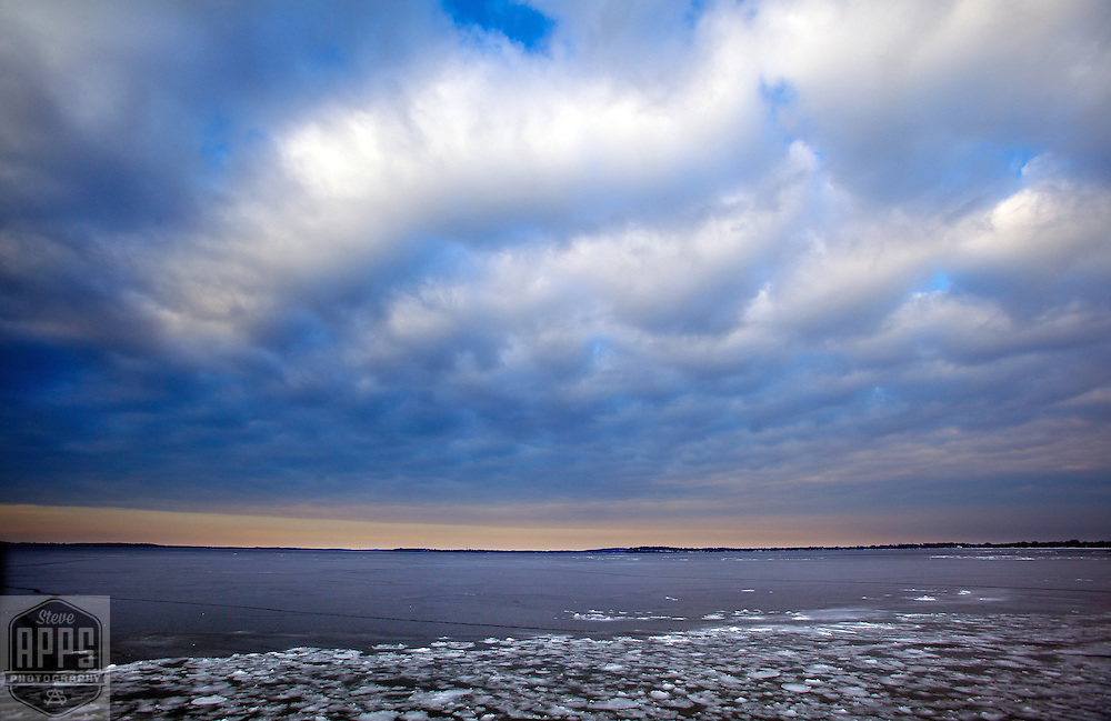 .. Warm temperatures continued in the Madison area Monday  January 16, 2012. Steve Apps