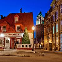 Quebec City and Quebec Province