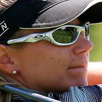 the 60th U.S. Women's Open golf tournament in Cherry Hills Village, Colorado June 22, 2005.