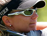 the 60th U.S. Women's Open golf tournament in Cherry Hills Village, Colorado June 22, 2005.