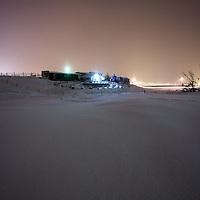 Winter in Fagrihvammur