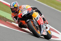 Moto GP Silverstone 2012