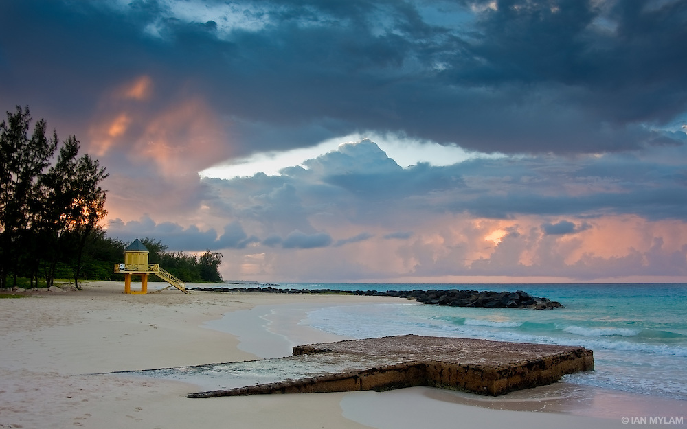 Bajan Sunset - Barbados, West Indies
