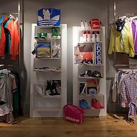 Adidas store Covent Garden