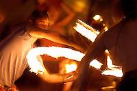 Falla fire celebration, Montreal