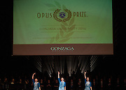 2014 Opus Prize Award Ceremony and Community Reception.