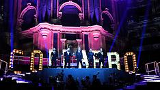 26 MAR 2016 Collabro at The Royal Albert Hall