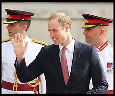 SEP 21 2014 Duke of Cambridge in Malta-Day two