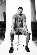 Army Sergeant Brian Taylor Urruela served as an Infantryman during Operation Iraqi Freedom, during where he lost his leg. He was enlisted from Aug. 2004 to Feb. 2011. He now runs a non-profit organization called VetSports. <br />