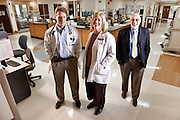 Dr. Larry Schecter - Chief Medical Officer, w/ Hospitalist Dr. Joann Roberts (Palliative Care) and Hospitalist Dr. Jeff Winningham. Providence Medical Center.