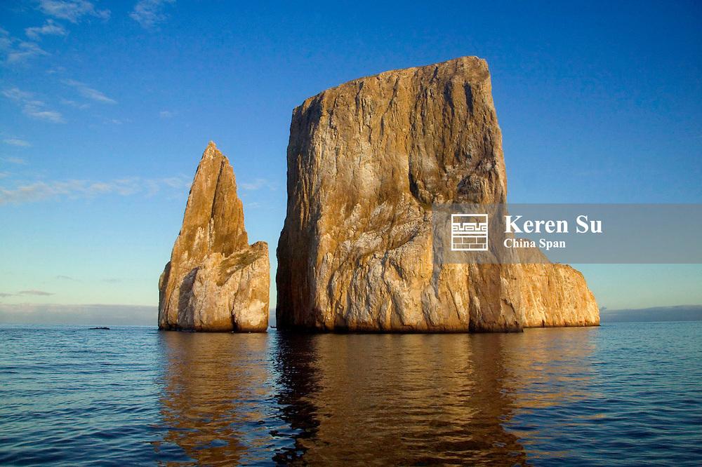 Kicker Rock near San Cristobal, Galapagos Islands, Ecuador