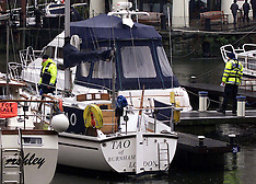 Police - St Katherine's Docks - London - 2000