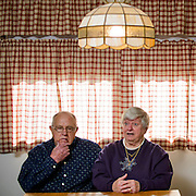 George, 72, and Judy Owens, 71, of Chambersburg, Pennsylvania use the AARP Tax-aide program.