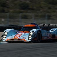 #007 Aston Martin Racing AMR/ Lola Coupe B09 60: Adrian Fernandez, Harold Primat, Stefan Mucke