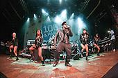 """9/29/2009 - BET """"106 & Park Tour"""" - Los Angeles"""