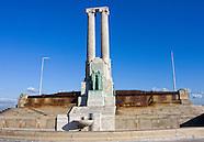 Monumento a las víctimas del Maine, Havana Vedado, Cuba.