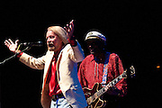 Shooting With Annie opens for Chuck Berry at The Pageant's 10th anniversary show, St. Louis, October 16, 2010