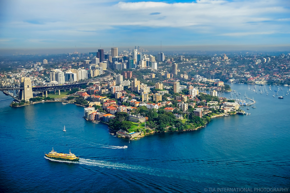 Kirribilli Neighborhood, North Sydney