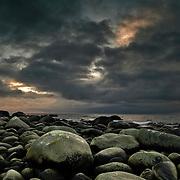 Stonebeach at Obrestad.