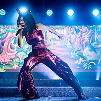 Marina and the Diamonds live at the Cambridge Corn Exchange on 20 Nov 2015, first date of her new tour.<br />