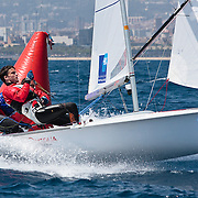 470 World Championship Barcelona 2012