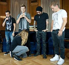 NOV 12 2013  The Backstreet Boys in Madrid