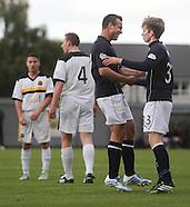 12-10-2013 Dumbarton v Dundee
