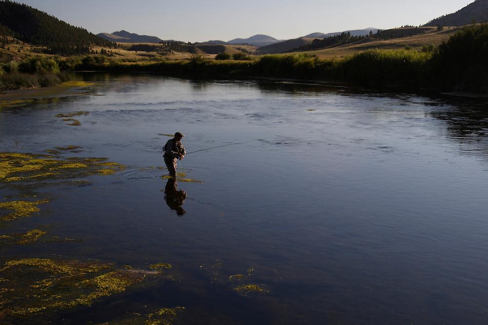 Montana Fly Fishing.