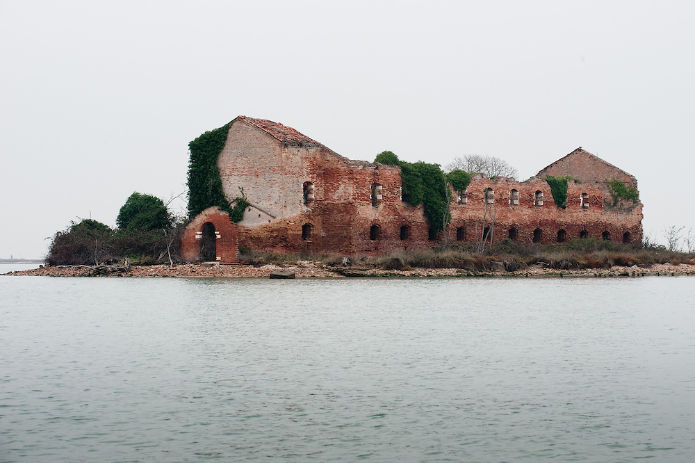 Venice Laguna Nord Murano Burano Torcello, S Ariano San Francesco al Deserto..HOW TO LICENCE THIS PICTURE: please contact us via e-mail at sales@xianpix.com or call our offices in Milan at (+39) 02 400 47313 or London   +44 (0)207 1939846 for prices and terms of copyright. First Use Only ,Editorial Use Only, All repros payable, No Archiving.© MARCO SECCHI