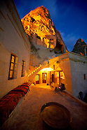 Living in a Rock. The rockhouses of Cappadocia, Turkey