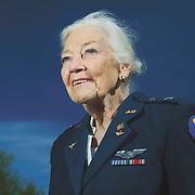 Airman Betty Blake