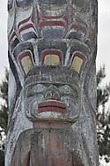 Vancouver Maritime Museum, Totem Poles, Vancouver, British Columbia , Canada