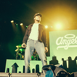 Chance the Rapper at The Bill Graham Civic Auditorium - 10/21/16