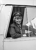 1980 - First CIE Woman Dublin Bus Driver