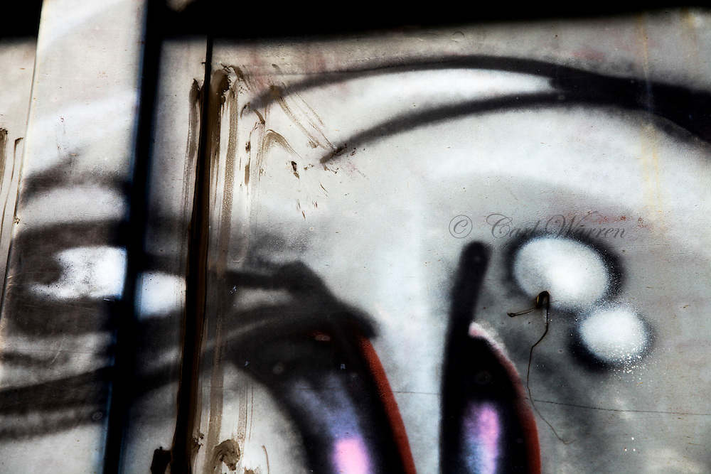 Train Graffiti of the Pacfic Nortwest