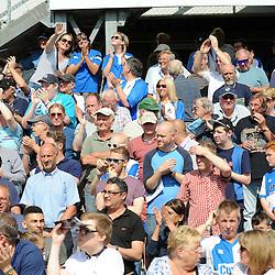 Bristol Rovers fans - Mandatory byline: Neil Brookman/JMP - 07966386802 - 22/08/2015 - FOOTBALL - Memorial Stadium -Bristol,England - Bristol Rovers v Barnet - Sky Bet League Two