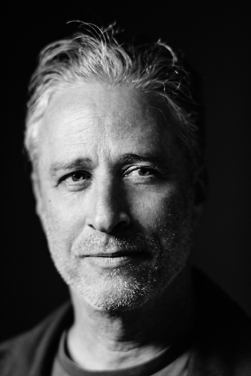 Jon Stewart is photographed at the WireImage Portrait Studio during the 2014 Toronto Film Festival on September 8, 2014 in Toronto, Ontario. (Photo by Jeff Vespa)