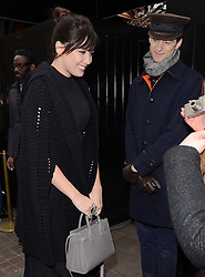 Daisy Lowe attends The Working Title Pre BAFTA VIP Brunch at the Chiltern Firehouse, London on Saturday 7 February 2015
