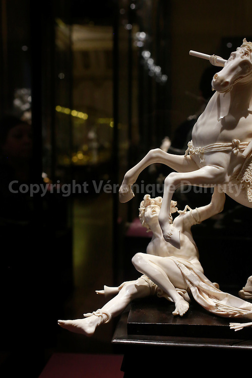 King Joseph I as Victor over the Furor Matthias Stein, Vienna, 1693, Kunsthistorisches Museum, Vienna, Austria // Le roi Joseph I victorieux, Vienne, 1693, Kunsthistorisches Museum, Vienne, Autriche